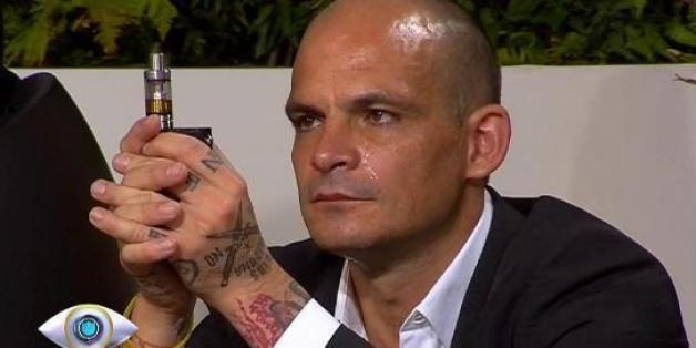 """Ben Teewag brach bei """"Promi big Brother"""" in Tränen aus"""