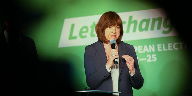 Die Grünen-Politikerin Rebecca Harms