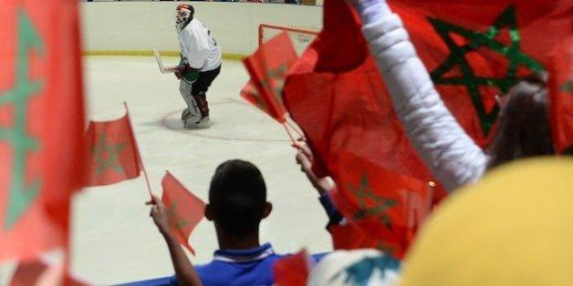 Le Maroc veut faire la promotion du hockey sur glace en Afrique