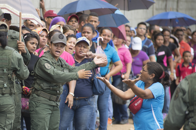 venezuela food scarcity