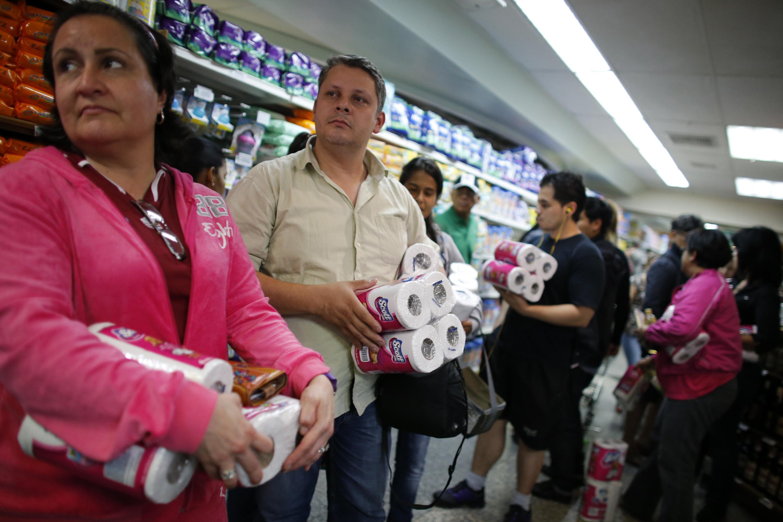 venezuela super market