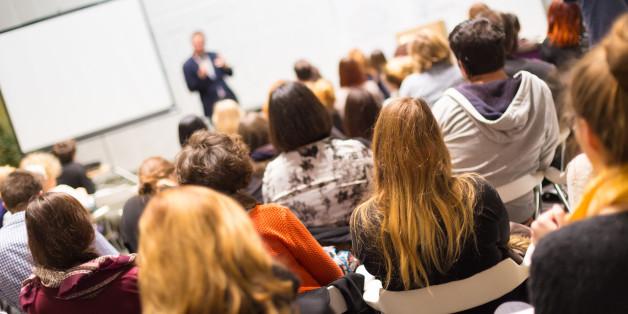Professor wütet: Die Mehrheit der Studenten hat an der Uni nichts verloren