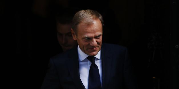 """EU-Ratspräsident Tusk schreibt Brandbrief an EU: """"Die Migrationskrise war der Kipppunkt"""""""