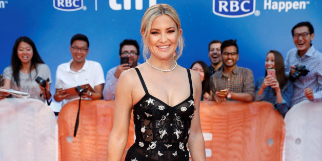 """Actress Kate Hudson arrives on the red carpet for the film """"Deepwater Horizon"""" during the 41st Toronto International Film Festival (TIFF), in Toronto, Canada, September 13, 2016.    REUTERS/Mark Blinch"""