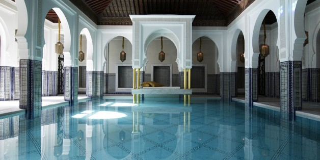 Spa de La Mamounia à Marrakech