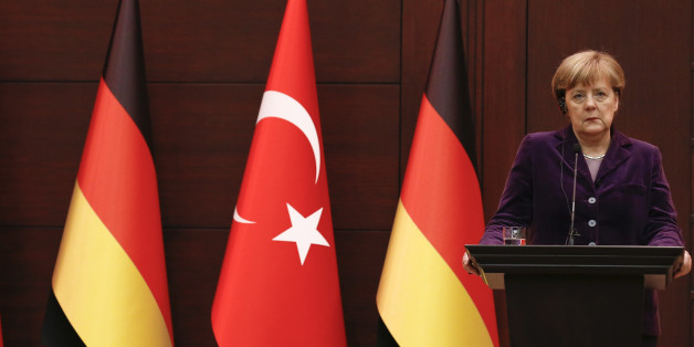 Terror-Warnung in der Türkei: Anschlagsdrohung gegen deutsche Botschaft