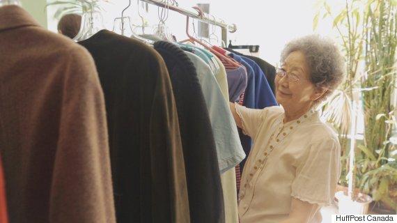 seniors clothing