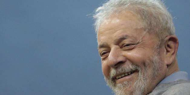 L'ancien président brésilien Luiz Inacio Lula da Silva à Sao Paulo le 9 septembre 2016