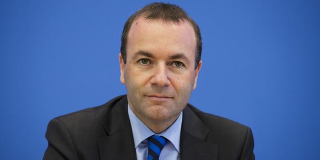 Der Europaparlamentarier Manfred Weber