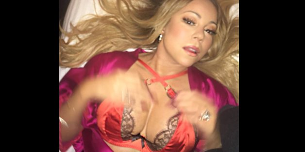 Les photos de vacances de Mariah Carey manquent vraiment d'originalité