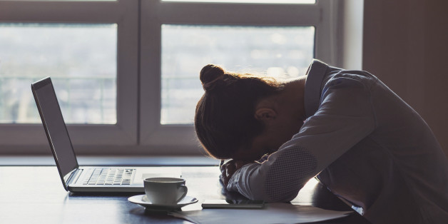Unzufriedenheit im Job kann krank machen.