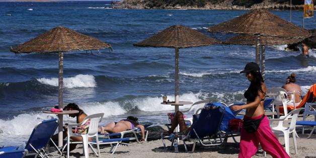 Der Tourismus sorgt in Griechenland für einen Rückgang der Arbeitslosigkeit.