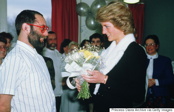princess diana hiv