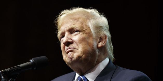 Nach Clintons Schwächeanfall: Trump veröffentlicht Brief seines Leibarztes
