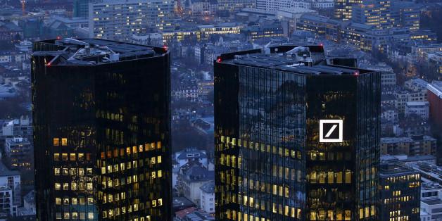 US-Justiz fordert Rekordsumme von Deutscher Bank