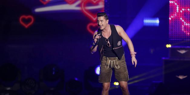 """Andreas Gabalier hat ein """"MTV Unplugged"""" aufgenommen - im November läuft das Konzert im Fernsehen"""