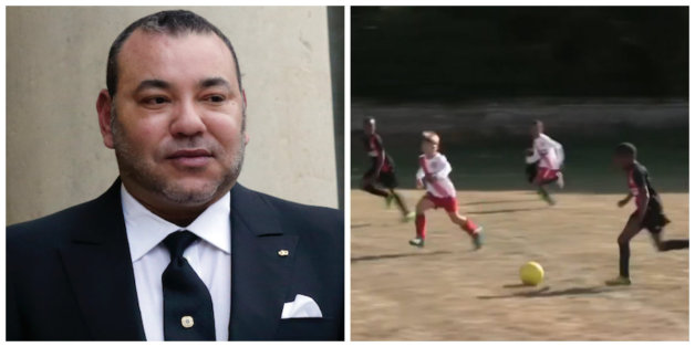 Voici ce que fait Mohammed VI lorsqu'il part en vacances dans son château en France