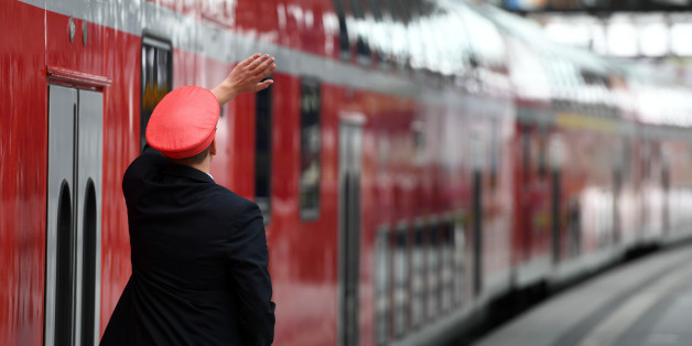 Die Bahn will auf wachsende Anzahl von gewaltsamen Übergriffen reagieren