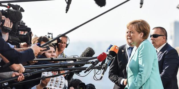Bundeskanzlerin Angela Merkel sieht Europa in einer kritischen Situation.