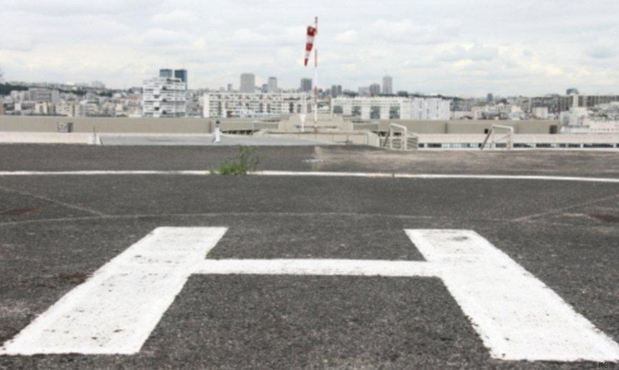 heliport bercy