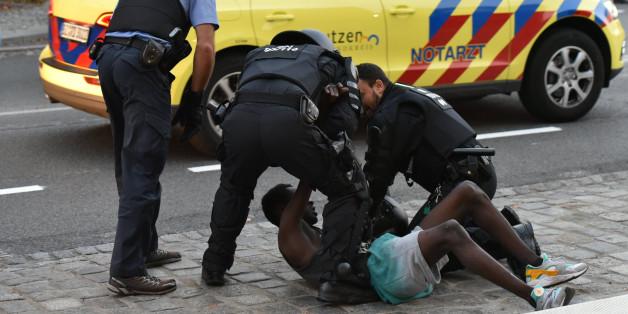 Bautzener Flüchtlinge haben mehr Angst vor der Polizei als vor Rechtsextremisten.