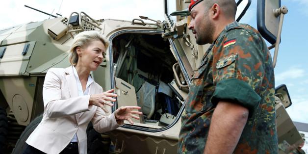 Verteidigungsminsterin Ursula von der Leyen hält Muslime in der Bundeswehr bei Auslandseinsätzen für unverzichtbar