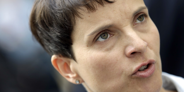 Unbekannte haben das Auto von AfD-Chefin Frauke Petry angezündet