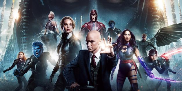 """Genmutationen geben ihnen Superkräfte. Die <a href=""""http://www.isnottv.com/showtime?ref=tt3385516"""" target=""""_blank"""">""""X-Men: Apocalypse""""</a> ist neu auf Amazon."""