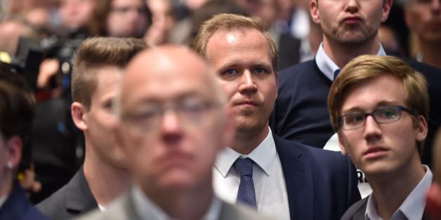 Nach der Wahl: enttäuschte CDU-Mitglieder in Berlin