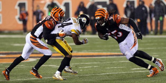 Cincinnati Bengals - Pittsburgh Steelers im Live-Stream sehen (Archivbild)