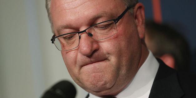 CDU-Spitzenkandidat Frank Henkel