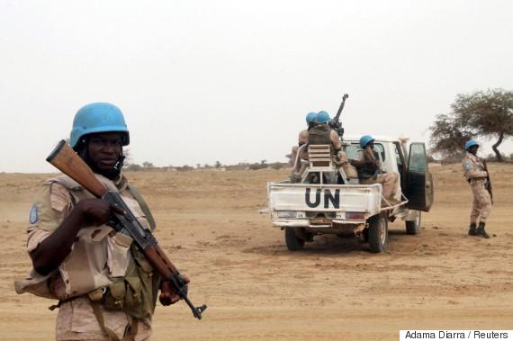 mali peacekeeping