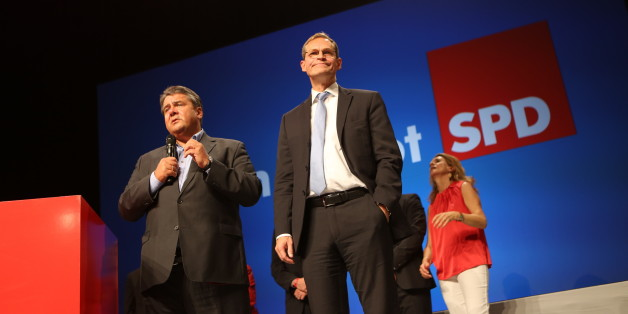 Berlins Bürgermeister Michael Müller war von seinem Wahlsieg enttäuscht