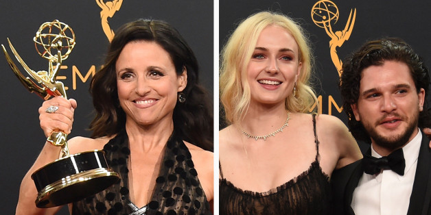 """Veep"" et ""Game of Thrones"" explosent des records aux Emmys"