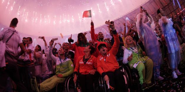 Les jeux paralympiques de Rio prennent fin dans la joie et le deuil