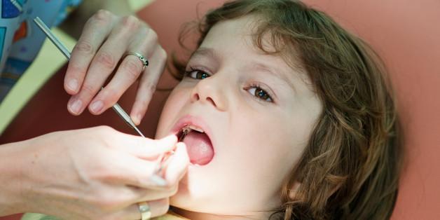 Auswertung zeigt: Nur ein Drittel der Kinder geht überhaupt zum Zahnarzt