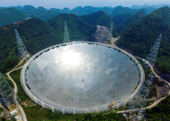 plus grand telescope