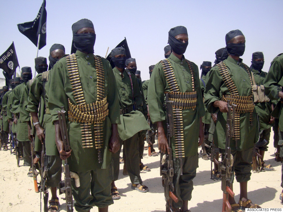 al shabab fighters