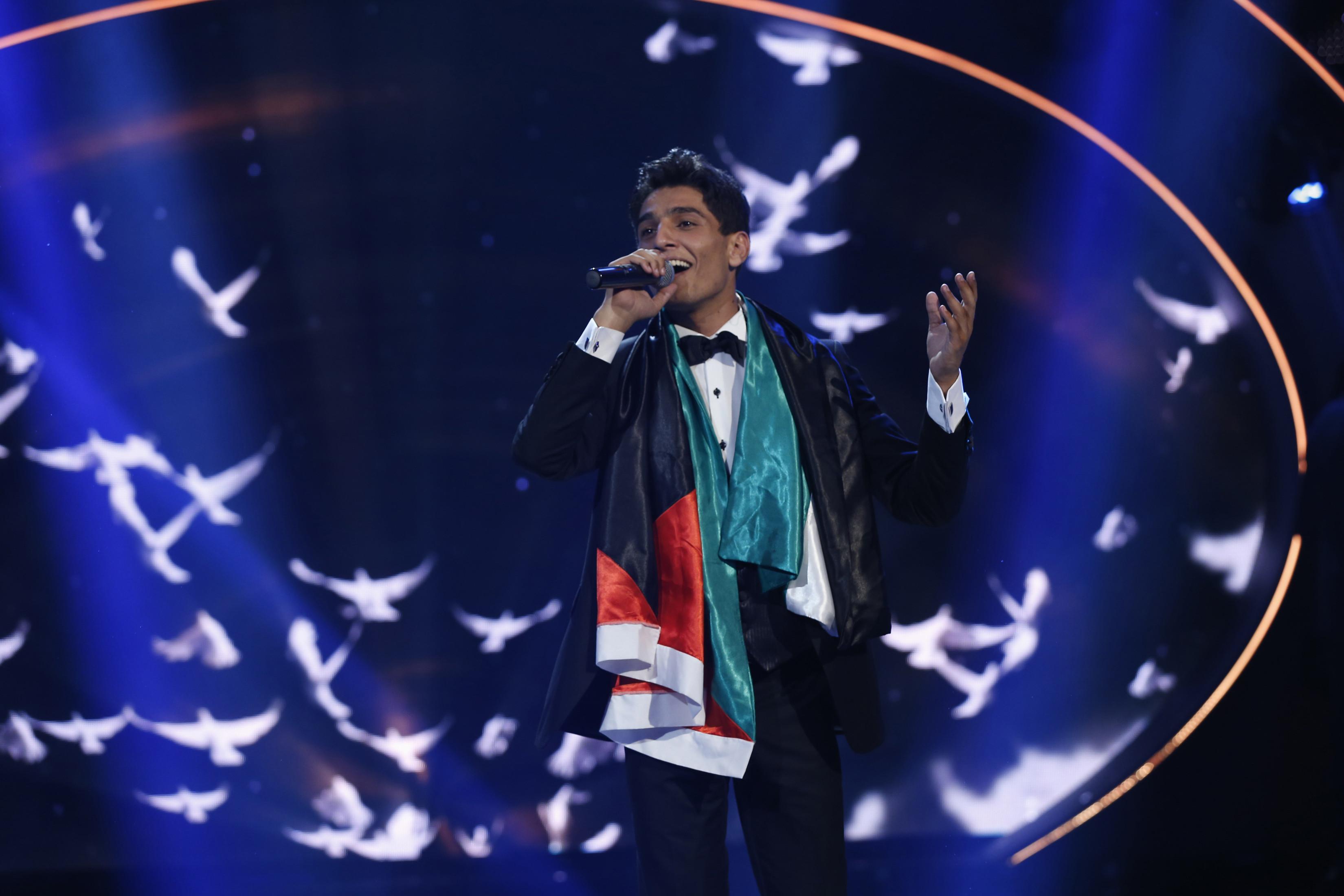 mohammed assaf singer 2013 idol 22