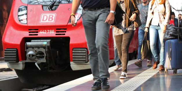 Regionalzug der Deutschen Bahn (Symbolbild)