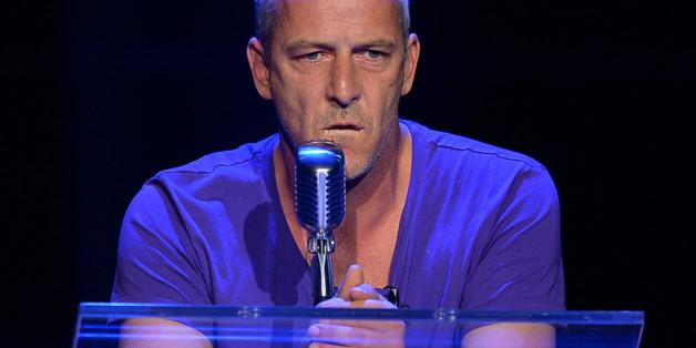 """Mario Basler während des Finales von """"Promi Big Brother"""""""