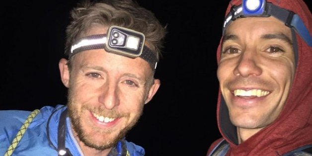 Ils grimpent des montagnes au Maroc et publient des photos sublimes de leur aventure