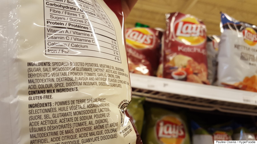Top 10 Surprising Foods That Contain Dairy Huffpost Canada