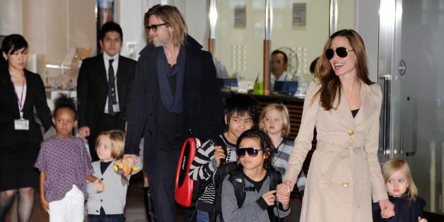 Angelina Jolie et Brad Pitt concluent un premier accord sur leur divorce