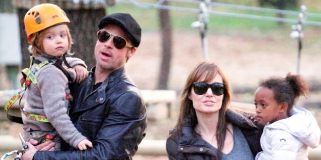 Scheidung bei Angelina Jolie und Brad Pitt