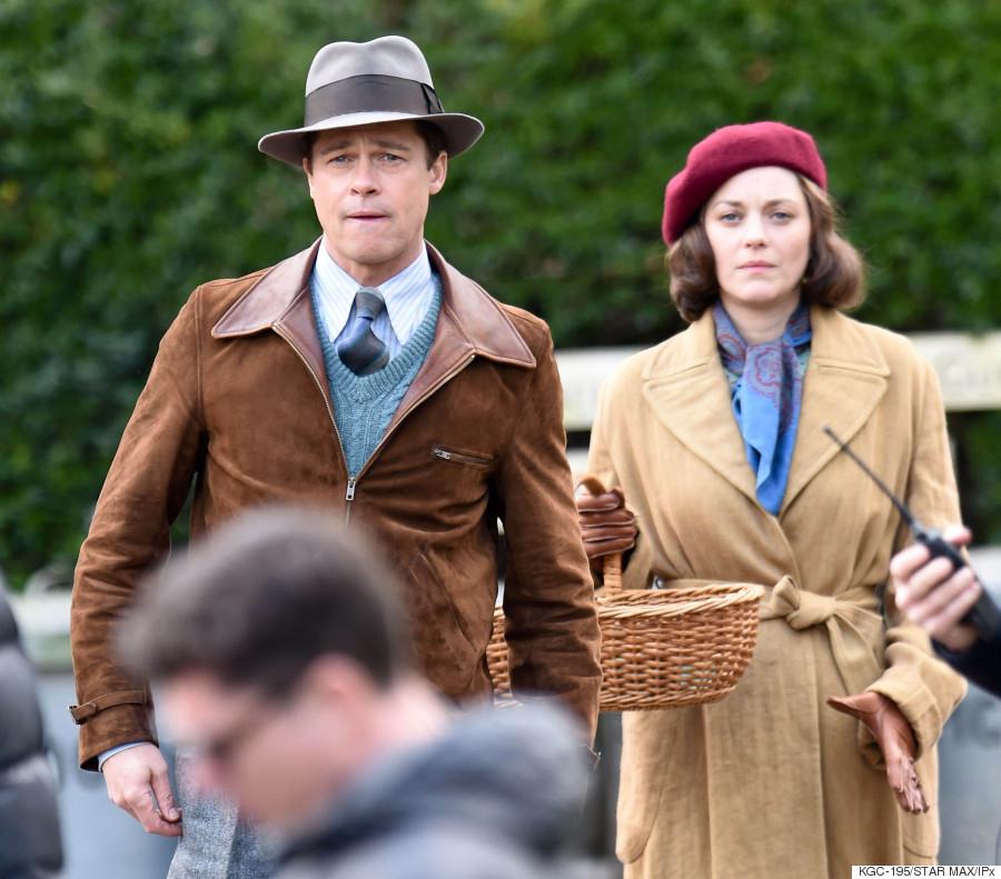 Marion Cotillard Speaks Out On Brad Pitt Affair Rumours Huffpost