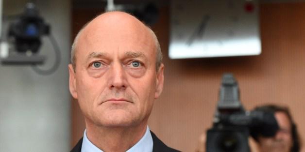 Der ehemalige Chef des BND Gerhard Schindler