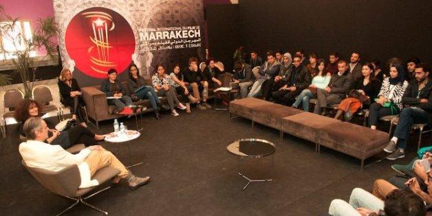 Masteclass avec Jeremy Irons, FIFM 2015