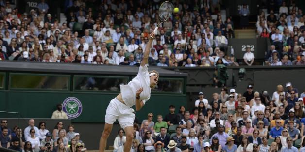 Alexander Zverev steht bei den St. Petersburg Open im Achtelfinale