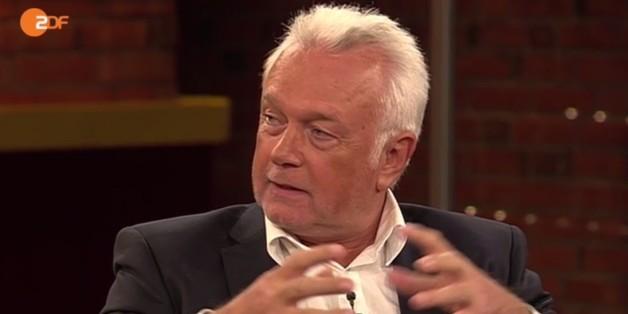 """Der FDP-Vize Wolfgang Kubicki bei """"Markus Lanz"""""""